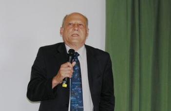 NJSZT Tarján-emlékérem Helfenbein Henrik oktatónknak